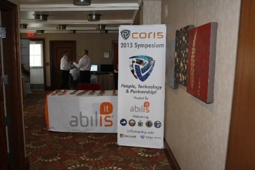 CORIS Symposium - Lobby